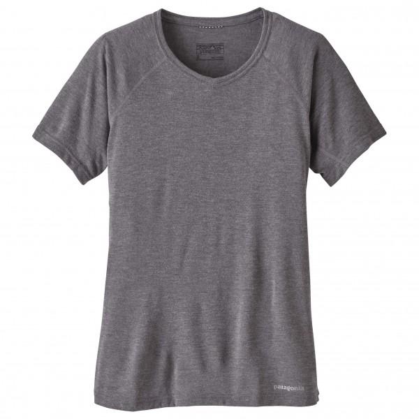 Patagonia - Women's S/S Nine Trails Shirt - Joggingshirt