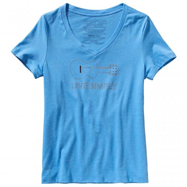 Patagonia - Women's Live Simply Guitar T-Shirt - T-Shirt