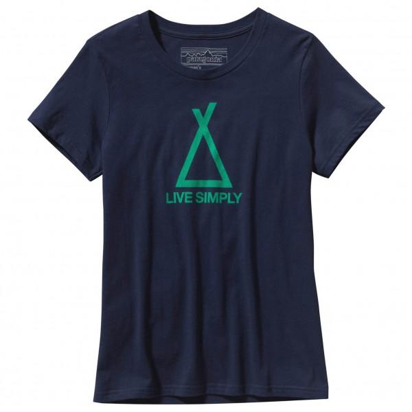 Patagonia - Women's Tent Life Cotton T-Shirt - T-paidat