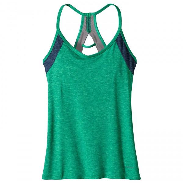 Patagonia - Women's Cutaway Racerback - Yoga shirt