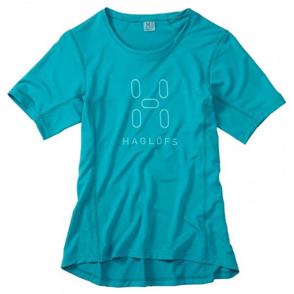 Haglöfs - Women's Intense Logo Tee - T-paidat