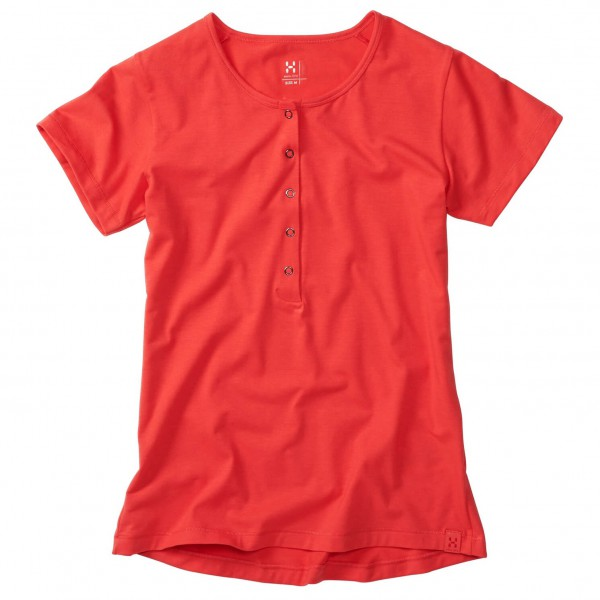 Haglöfs - Women's Kipe Henley - T-Shirt