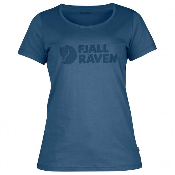Fjällräven - Women's Logo T-Shirt - T-paidat