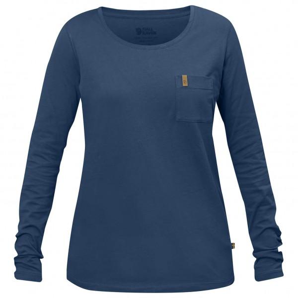 Fjällräven - Women's Övik Pocket T-Shirt LS