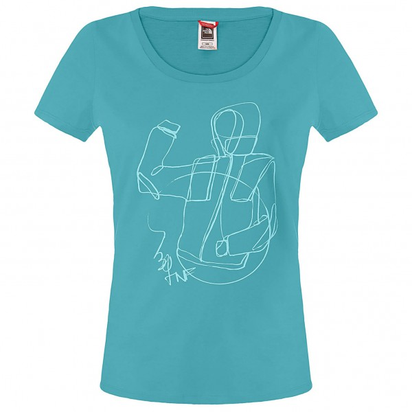 The North Face - Women's S/S Mountain Celebration Tee