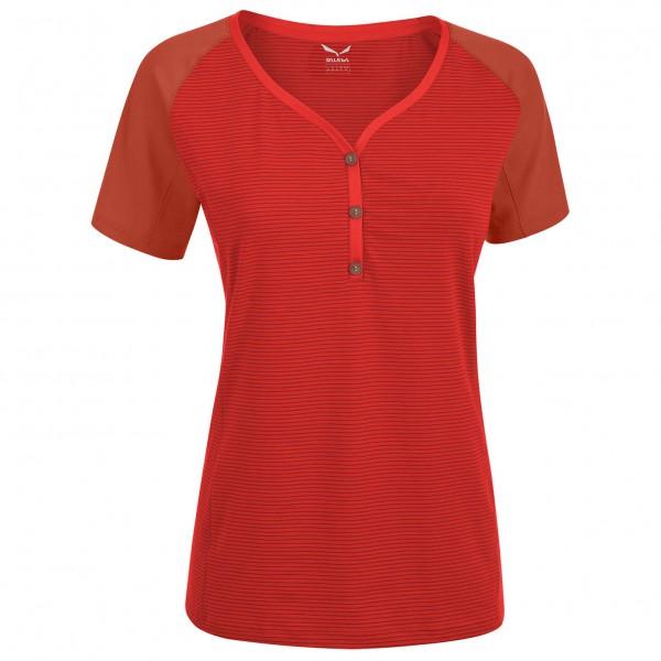 Salewa - Women's Lipella Dry S/S Tee - T-paidat