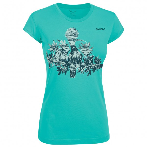 Salewa - Women's The Nugget Co S/S Tee - T-shirt