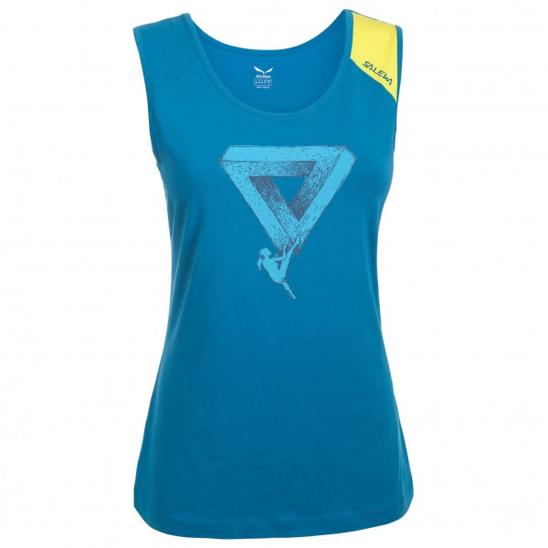 Salewa - Women's Realization Co S/L Tee - Top