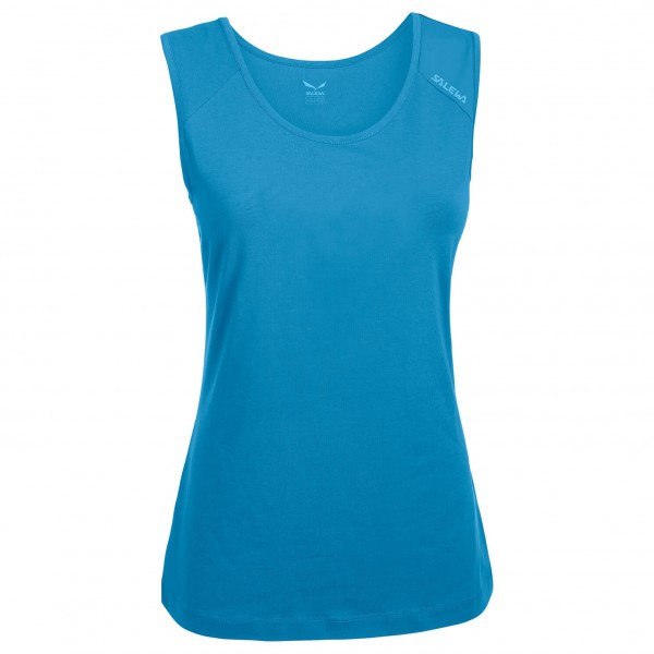 Salewa - Women's Solidlogo Co Tank - Toppi
