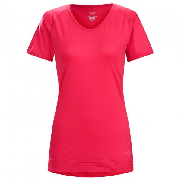 Arc'teryx - Women's Mentum Tee SS - T-paidat