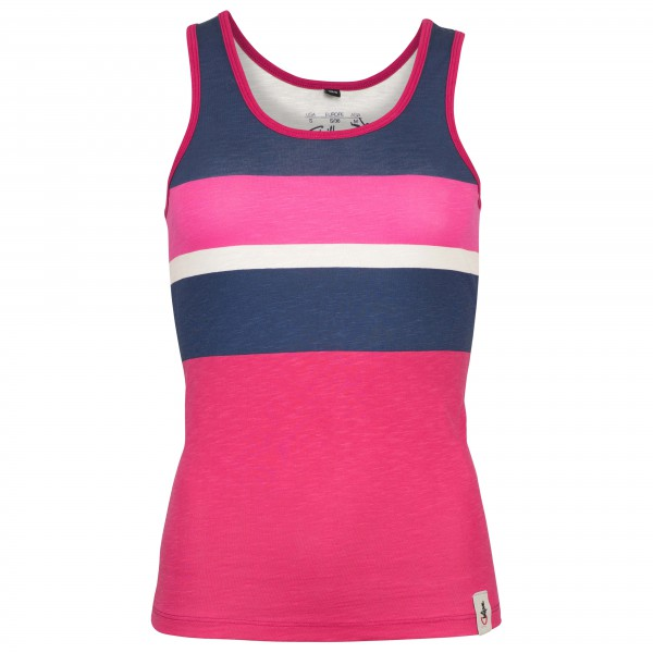 Chillaz - Women's Active Tanky Stripes - Top
