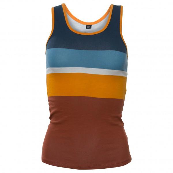 Chillaz - Women's Active Tanky Stripes - Top