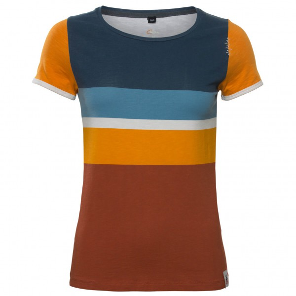 Chillaz - Women's Gandia Stripes - T-paidat