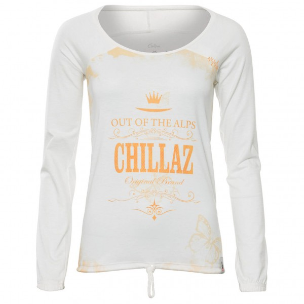 Chillaz - Women's LS Antalya Butterfly - Long-sleeve