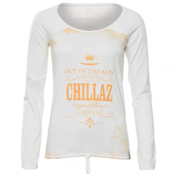 Chillaz - Women's LS Antalya Butterfly - Longsleeve