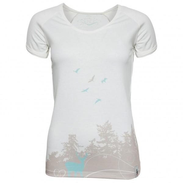 Chillaz - Women's T-Shirt V-Neck - T-paidat