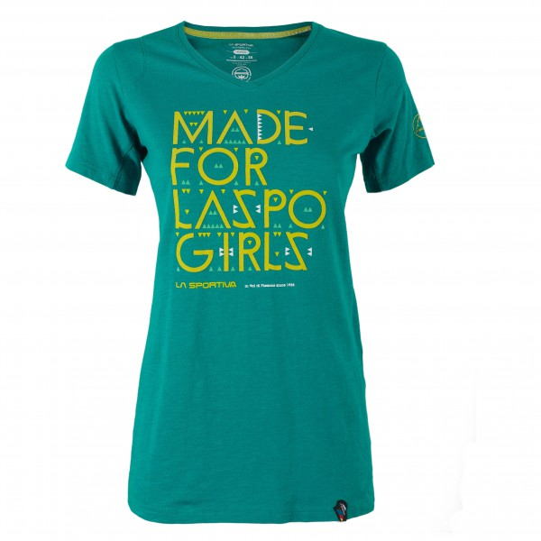 La Sportiva - Women's For Laspo Girls T-Shirt - T-paidat
