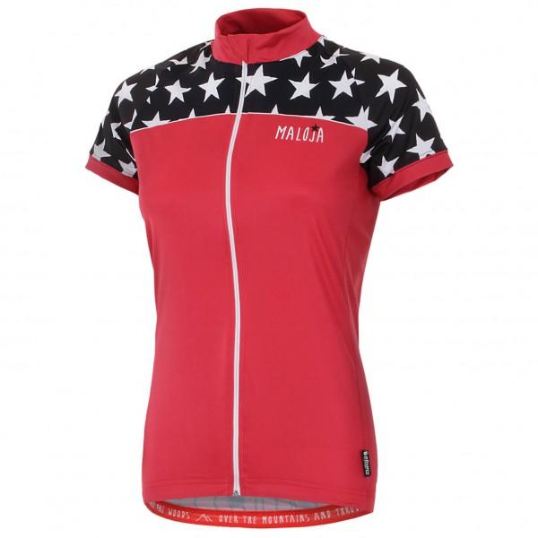 Maloja - Women's FidaM. Shirt 1/2 - Cycling jersey