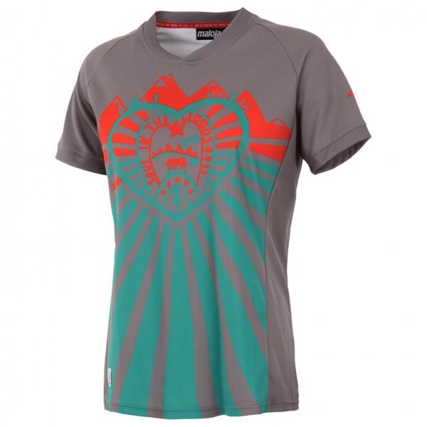 Maloja - Women's Kamim. Multi 1/2 - Fietsshirt