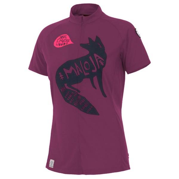 Maloja - Women's Foxim. 1/2 - Fietsshirt