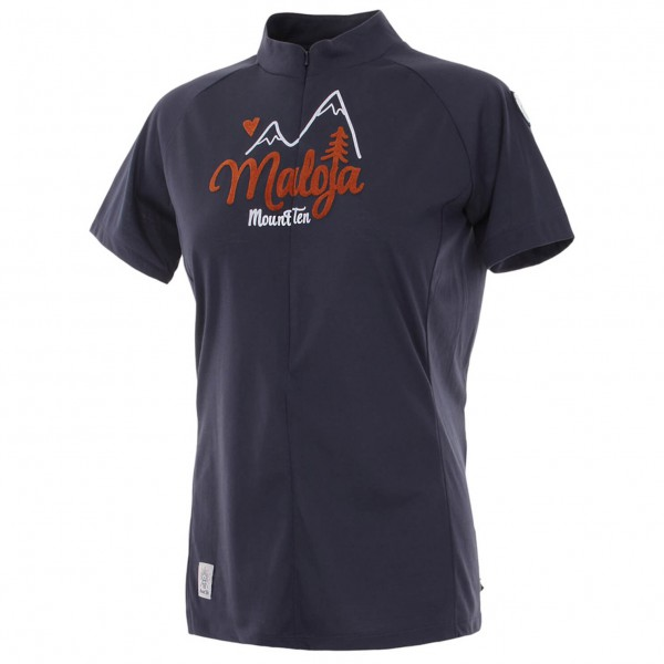 Maloja - Women's FrenaM. 1/2 - Fietsshirt