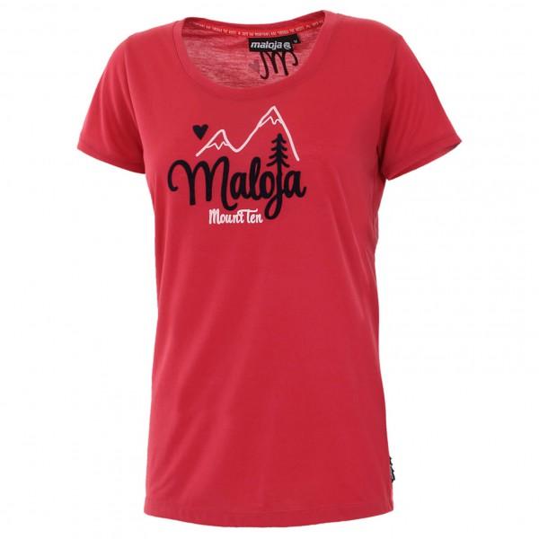 Maloja - Women's Frenam. Mult 1/2 - T-paidat