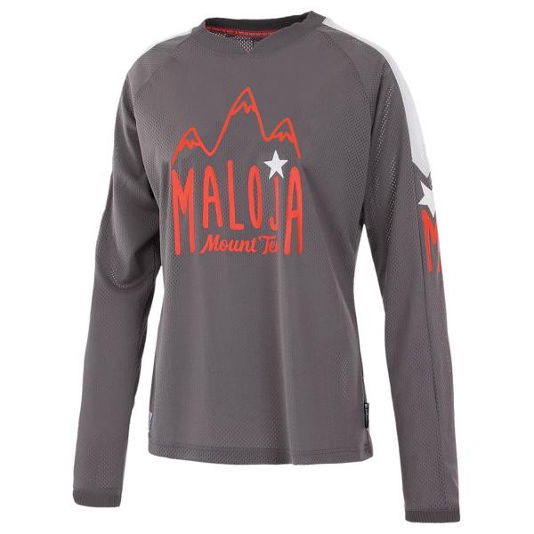 Maloja - Women's Mazzinam. - Fietsshirt