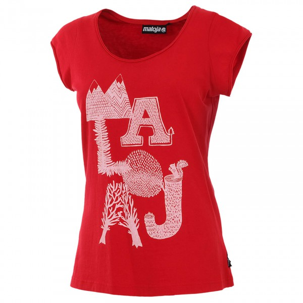Maloja - Women's TendaM. - T-shirt