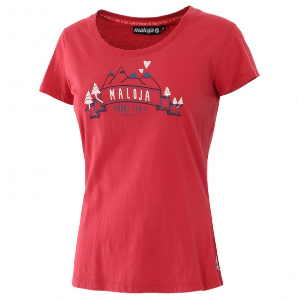 Maloja - Women's LadinaM. - T-paidat