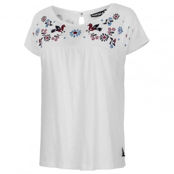 Maloja - Women's Reticam. - T-shirt