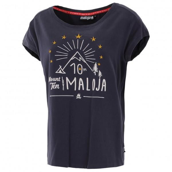 Maloja - TenyearsteewomenM. - T-shirt