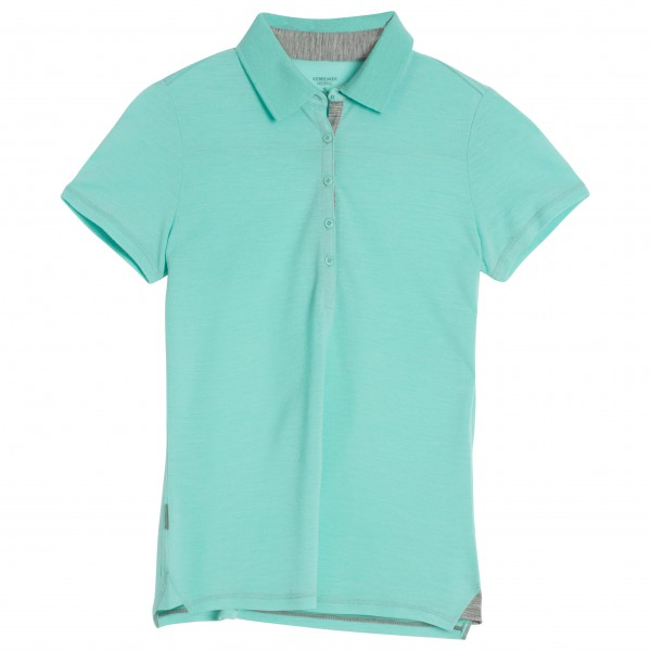 Icebreaker - Women's Tech Lite SS Polo - Polo shirt