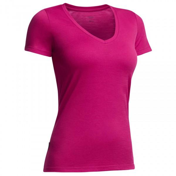 Icebreaker - Women's Tech SS V - T-Shirt