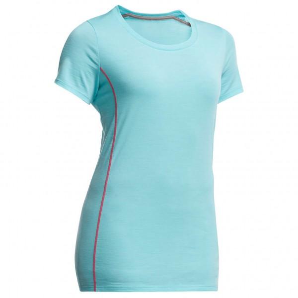 Icebreaker - Women's Aero SS Crewe - T-shirt de running