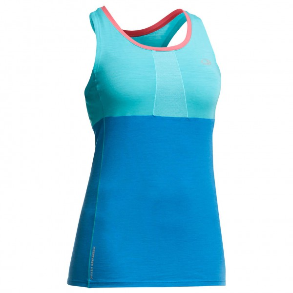 Icebreaker - Women's Spark Tank - Running shirt
