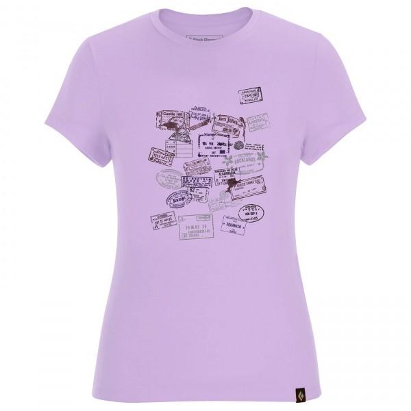 Black Diamond - Women's Passport Tee - T-shirt