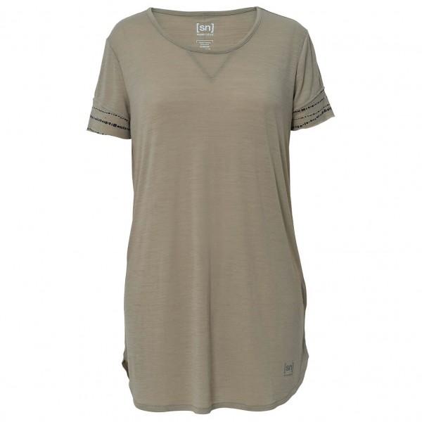 SuperNatural - Women's Oversize Tee 110 - T-shirt