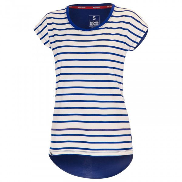 Mons Royale - Women's Cap Tee - T-shirt