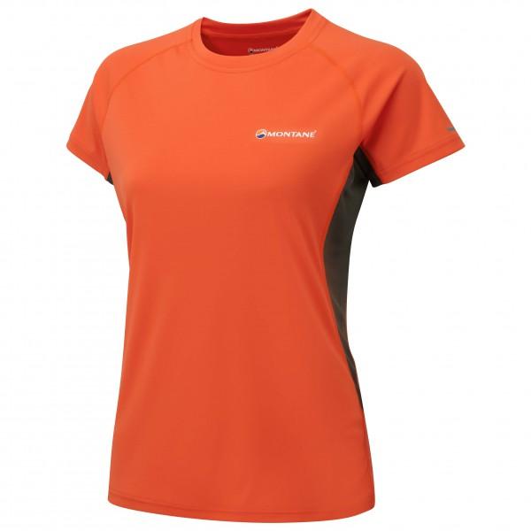 Montane - Women's Sonic Short Sleeve T-Shirt - Laufshirt