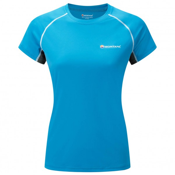 Montane - Women's Sonic Short Sleeve T-Shirt - Running shirt