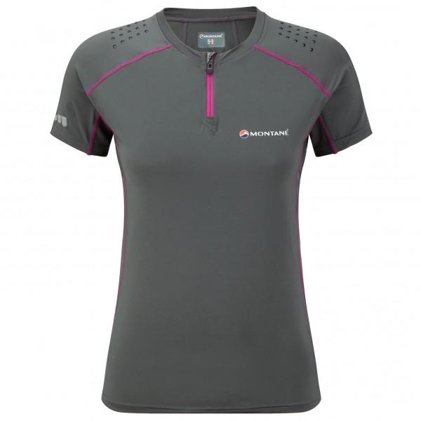 Montane - Women's Shark Ultra T-Shirt - Laufshirt