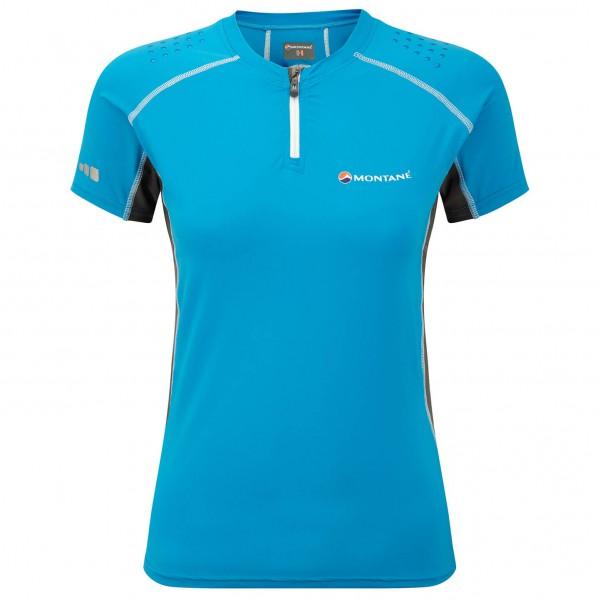 Montane - Women's Shark Ultra T-Shirt - Juoksupaita