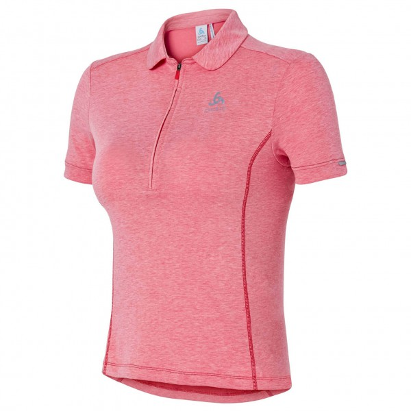 Odlo - Women's Polo Shirt S/S Classic - Fietsshirt