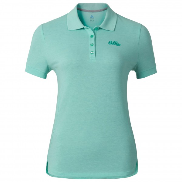 Odlo - Women's Polo Shirt S/S Trim - Poolo-paita