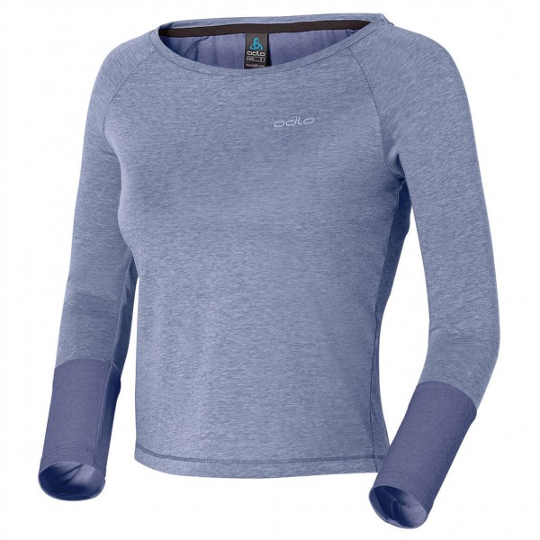 Odlo - Women's Shirt L/S Crew Neck Alloy - Manches longues