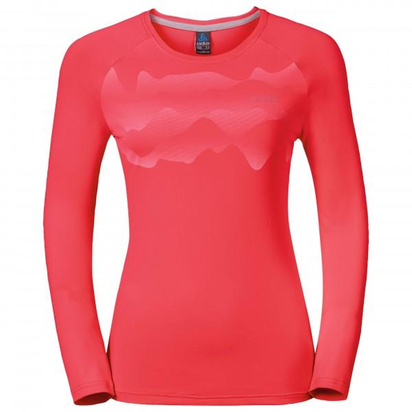 Odlo - Women's T-Shirt L/S Sillian - Manches longues