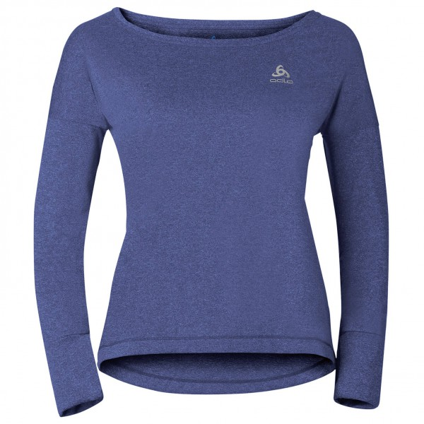 Odlo - Women's T-Shirt L/S Tebe - Laufshirt