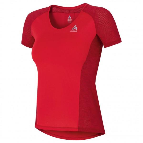 Odlo - Women's T-Shirt S/S Crown - Laufshirt