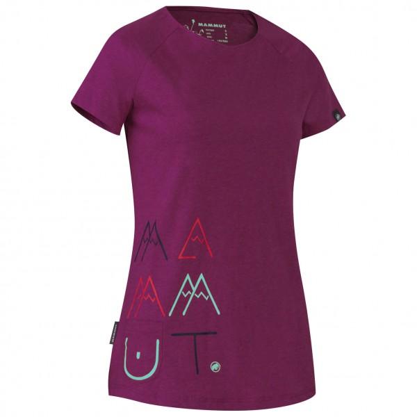 Mammut - Women's Meteora T-Shirt - T-shirt