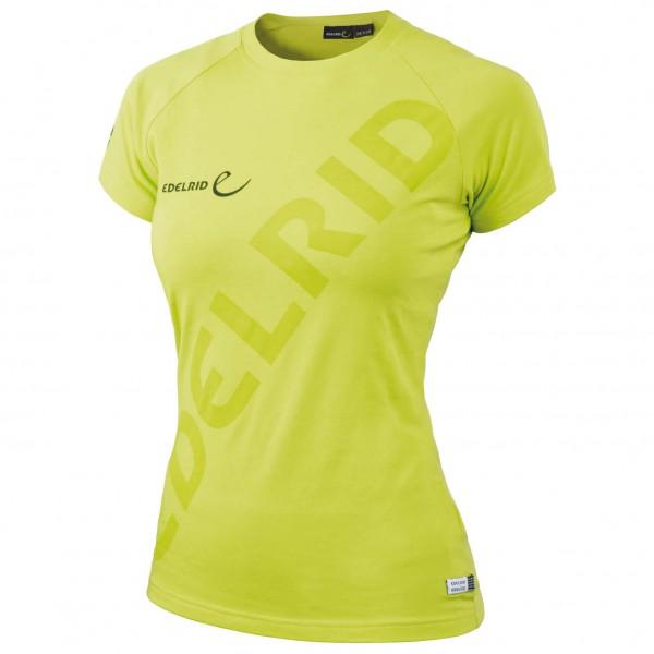 Edelrid - Women's Edelrid Logo T - T-paidat